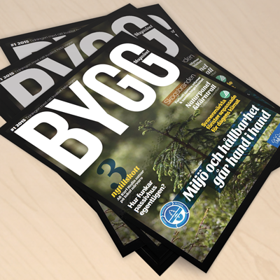 Byggmagazinet<br>Nr 1 2015