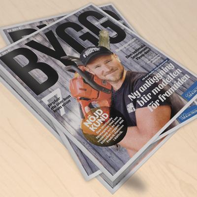 Byggmagazinet<br>Nr 2 2014