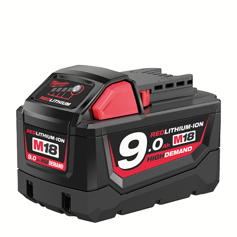 Batteri Milwaukee M18 B9