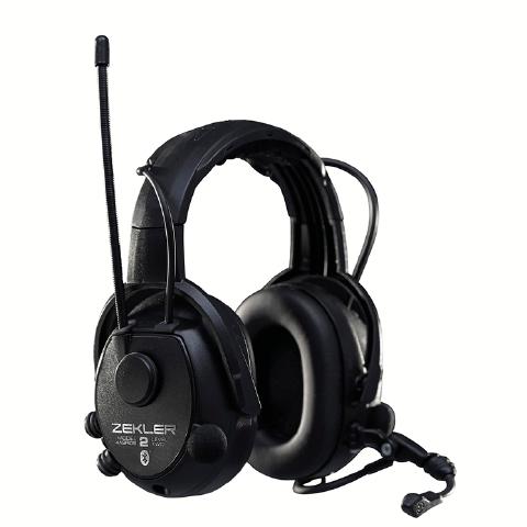 Hörselkåpa Zekler 412RDB Paket