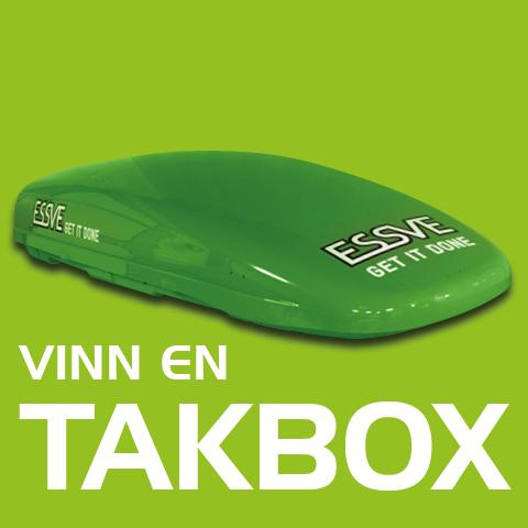Vinn en Takbox!