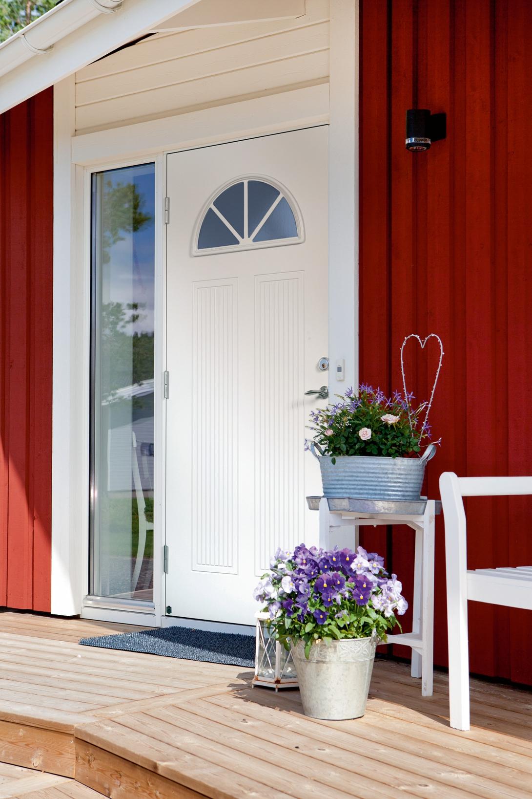 Bygg som proffsen - Ytterdörr Hedby