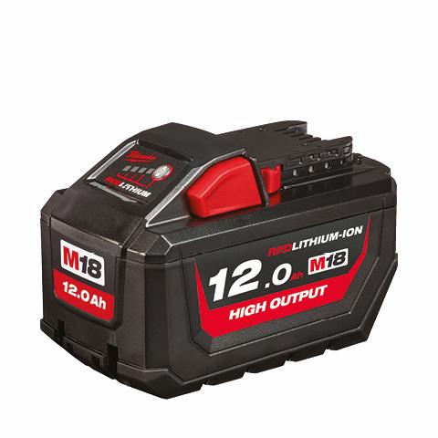 Batteri Milwaukee M18 12.0Ah