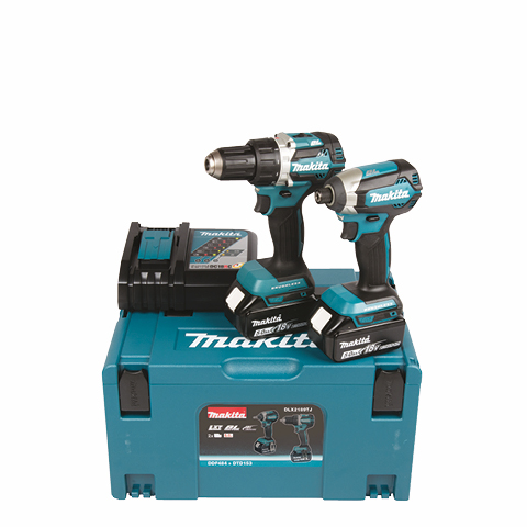 Combo Kit Makita DLX2189TJ