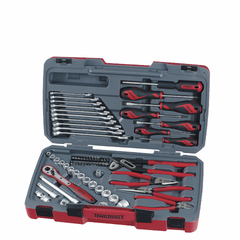Verktygssats Teng Tools T3867