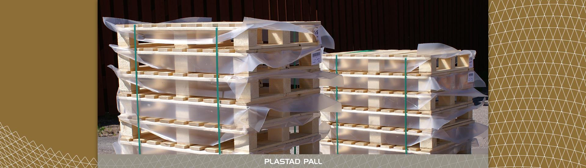 Plastad Pall