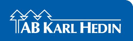 AB Karl Hedin - Emballage/Takstolar