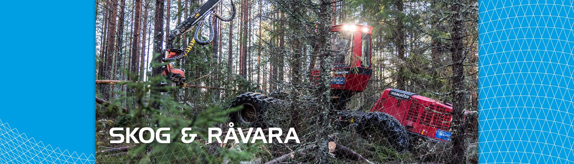 Skog/Råvara