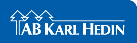 AB Karl Hedin - Sågverk/Förädling