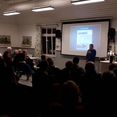 Fullt hus när AB Karl Hedin firar 100 år!