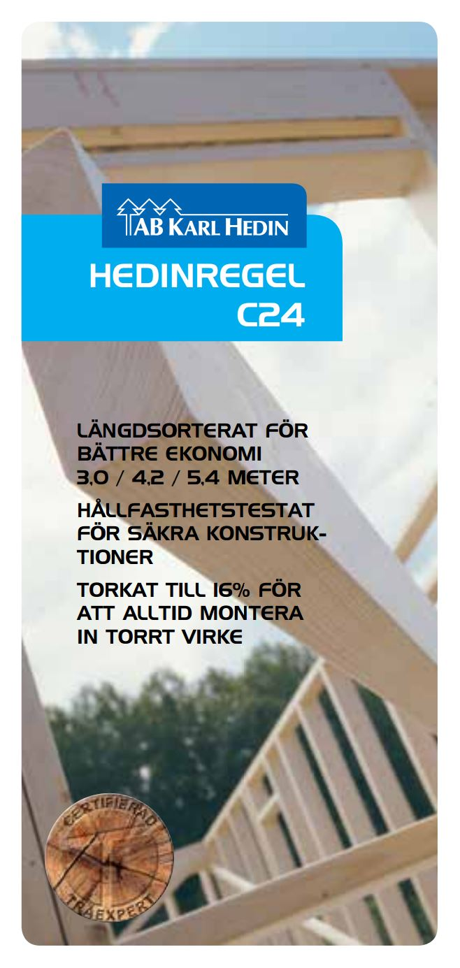 Hedinregel C24