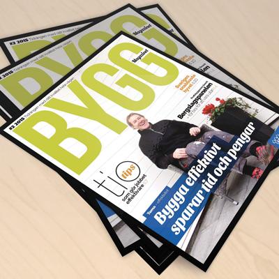 Byggmagazinet<br>Nr 2 2015