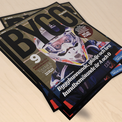 Byggmagazinet<br>Nr 1 2014