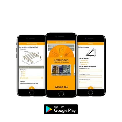 Lathunden App<br>Android