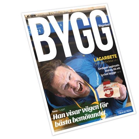 Byggmagazinet Nr 1 2018