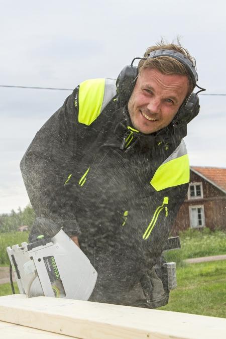 Bygg som proffsen - Olle Alfredsson