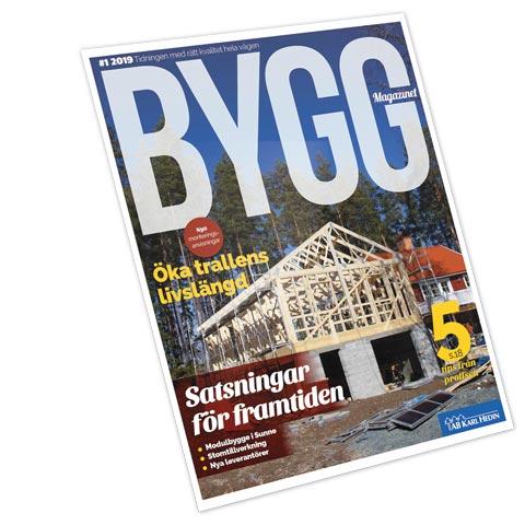 Byggmagazinet ute nu!