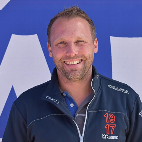 Simon Jinghede Hedin