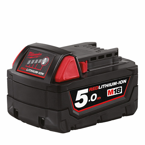 Batteri Milwaukee M18 5.0Ah
