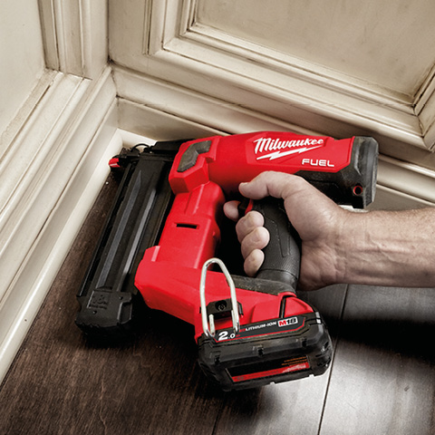 Dyckertpistol Milwaukee M18 FN18GS-202X