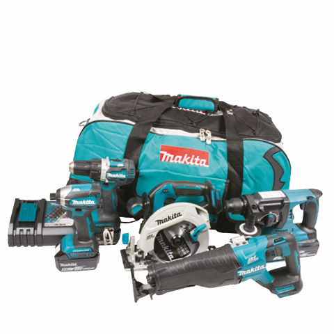 Combo Kit Makita DLX5032T