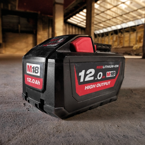 Batteri Milwaukee M18 12Ah