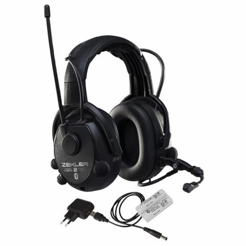 Hörselkåpa Zekler 412RDB-paket