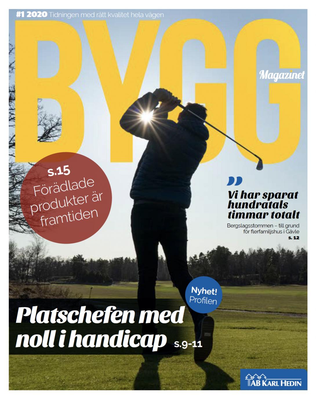 Byggmagazinet #1 2020