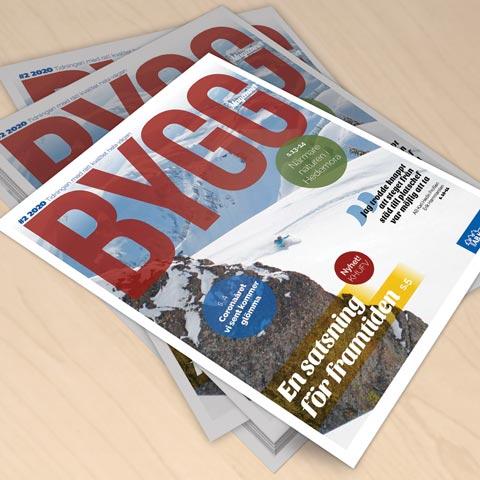 Byggmagazinet<br>Nr 2 2020