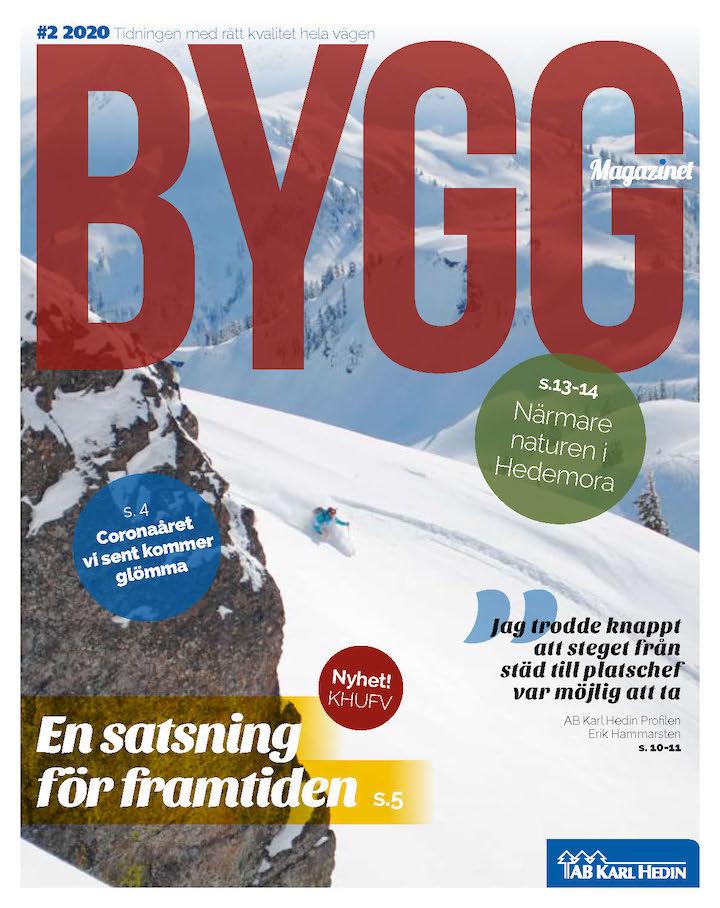 Byggmagazinet #2 2020