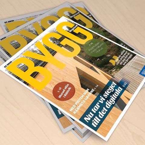 Byggmagazinet<br>Nr 1 2021