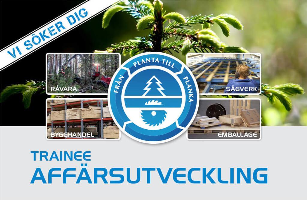 AB Karl Hedin - Trainee Affärsutveckling