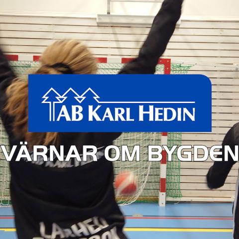 AB Karl Hedin | Värnar om bygden