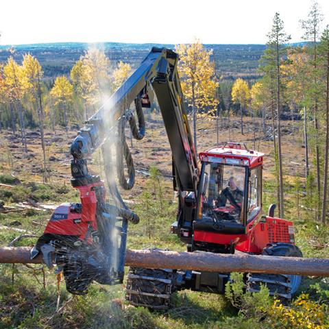 ABSE 20 | Nya allmänna bestämmelser för skogsentreprenad
